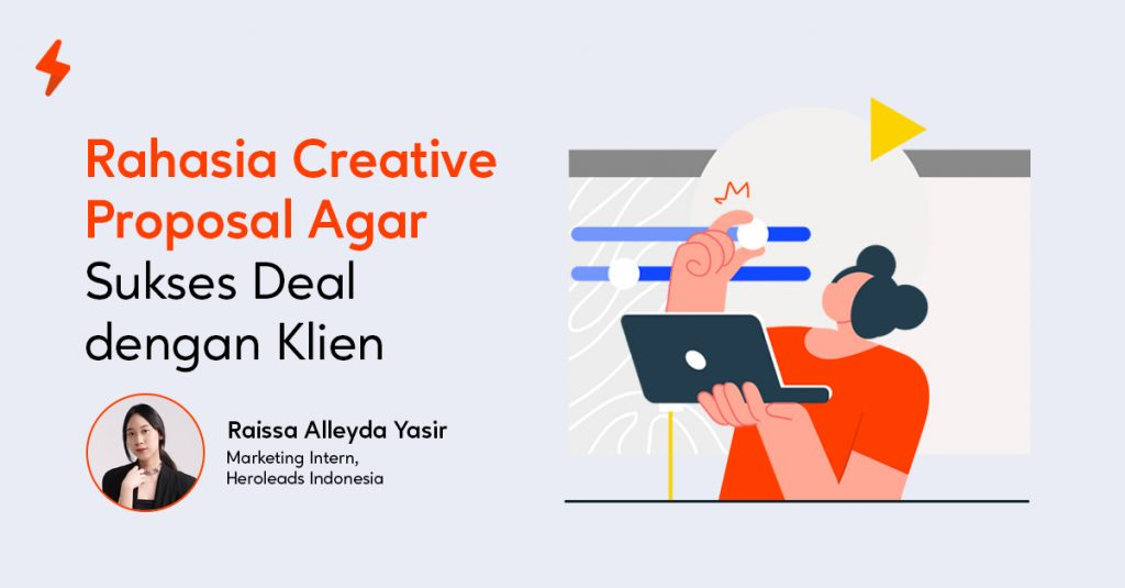 Tips Membuat Creative Proposal