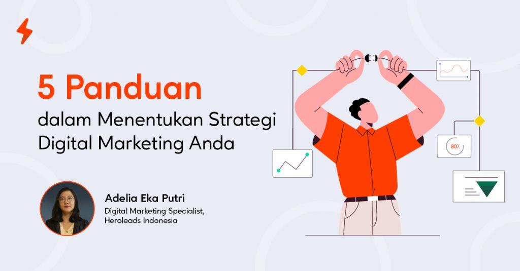 Menyusun Strategi Digital Marketing