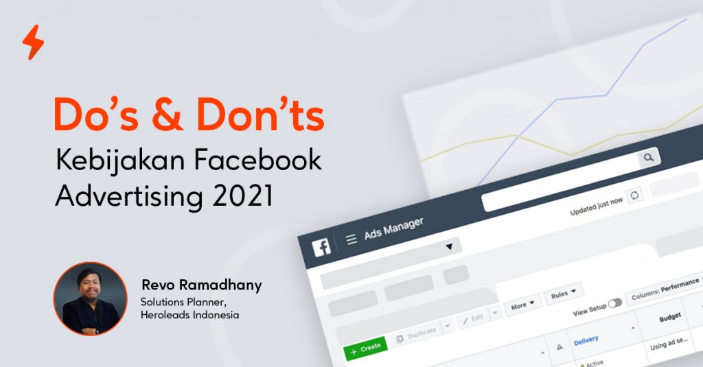 Kebijakan Facebook Ads 2021